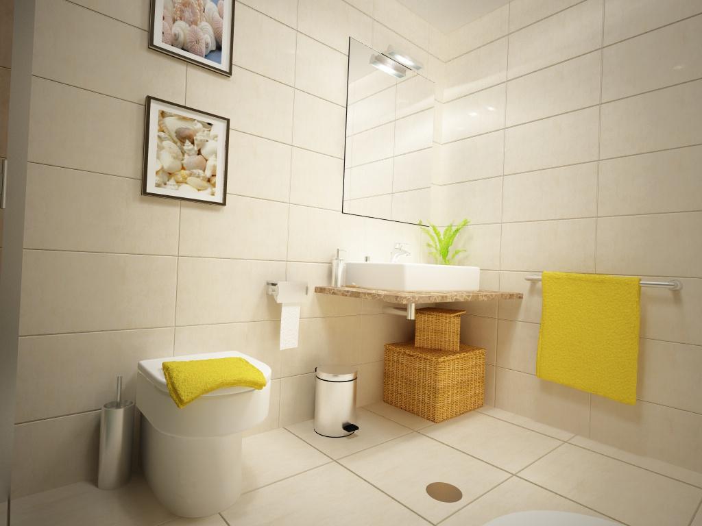 Virtual baño con ducha o bañera